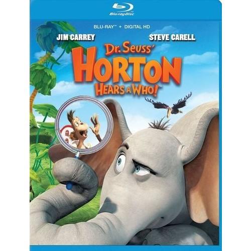 Horton Hears a Who [Blu-ray] [2008]