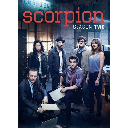 Scorpion: Season Two [6 Discs] [DVD]