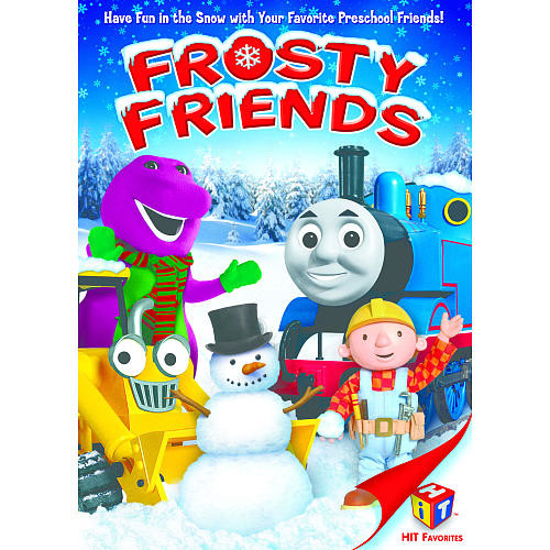 Hit Favorites: Frosty Friends DVD