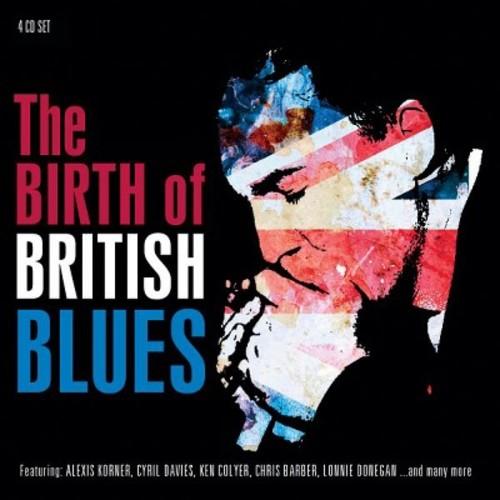 The Birth of British Blues [Proper Box] [CD]