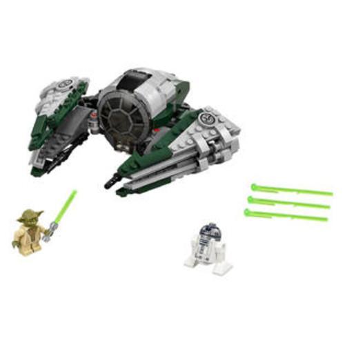 LEGO Star Wars Yoda's Jedi Starfighter (75168)