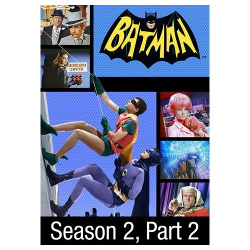 Batman: Season 2: Part 2 (1966)
