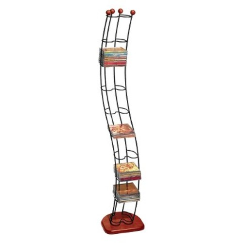 100-CD Innovative Modern-Style Steel Storage Tower - Wave