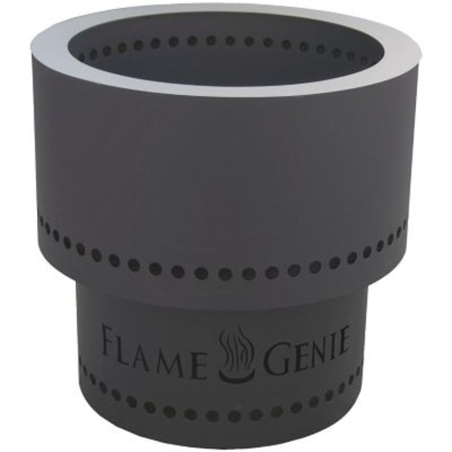 Flame Genie Steel Wood Burning Fire Pit