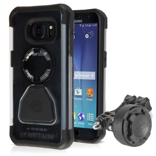 Rokform Universal Mount for GoPro with Mountable Case for Samsung Galaxy S7 335601-S7