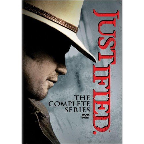 Justified: Seasons 1-6 [DVD]