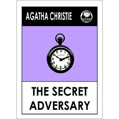 Agatha Christie, The Secret Adversary by Agatha Christie (Agatha Christie Mysteries)