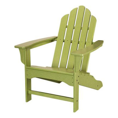 Hanover All-Weather Adirondack Chair - Lime Green