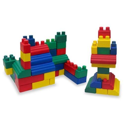 Edushape 826052 Mini Edublocks - 52 Pieces