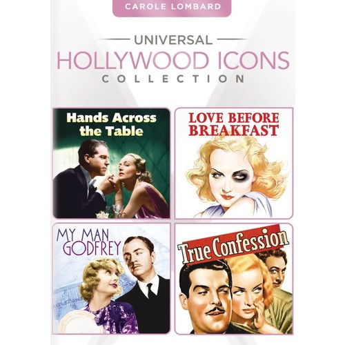 Universal Hollywood Icons Collection: Carole Lombard [2 Discs] [DVD]