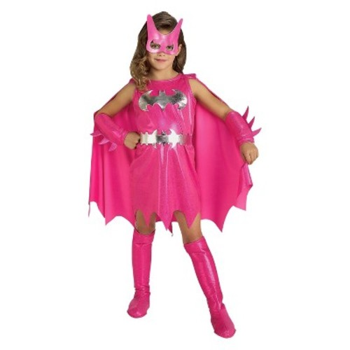 DC Comics Girls' Batgirl Costume