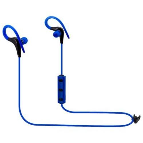 iLive Bluetooth Wireless Earbuds, Blue