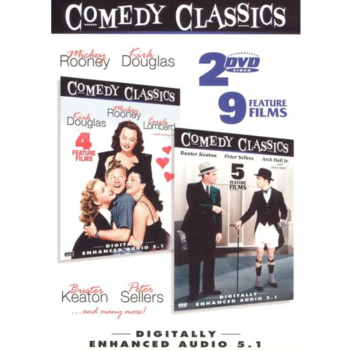 Comedy Classics, Vol. 3 [2 Discs] [DVD]