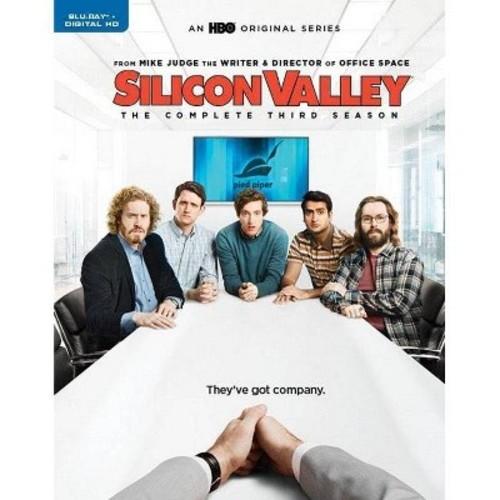Silicon Valley:Complete Third Season (Blu-ray)