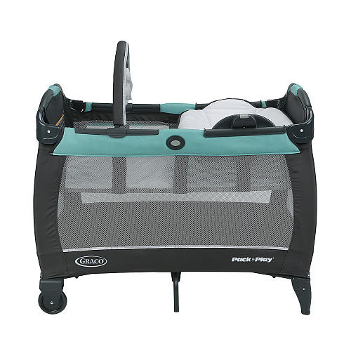 Graco Pack 'n Play Playard With Reversible Newborn Napper Station & Changing Table LX - Tenley