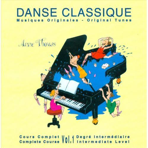 Danse Classique Original Tunes 1 - CD