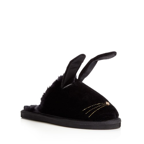 KATE SPADE NEW YORK Bonnie Bunny Slippers