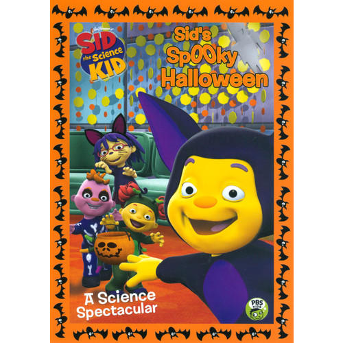 Sid the Science Kid: Sid's Spooky Halloween [DVD]