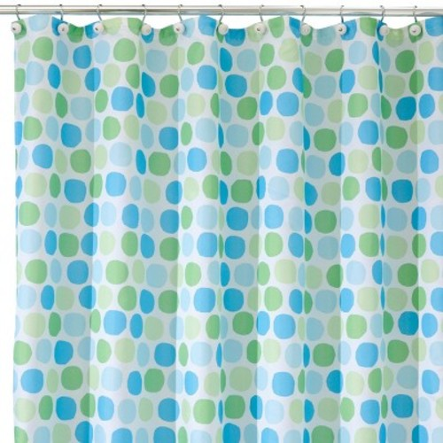 Rialto Polyester Shower Curtain (72