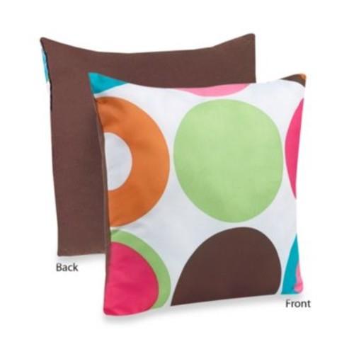 Sweet Jojo Designs Deco Dot Pillow