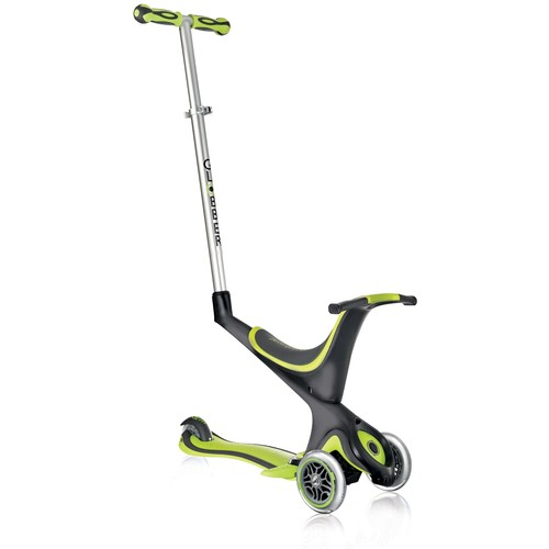 Globber 3 Wheel 5-in-1 Scooter - Green