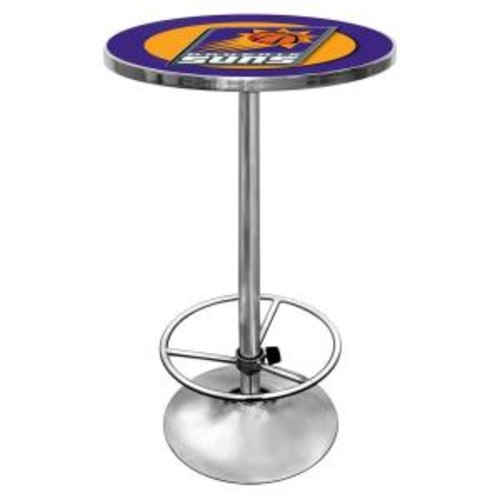 Trademark NBA Phoenix Suns Chrome Pub/Bar Table