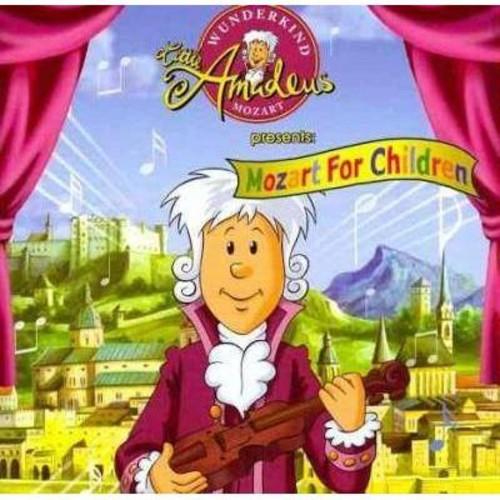 Various - Mozart/Ruhland: Little Amadeus Presents: Mozart for Children