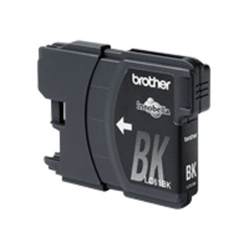 Brother LC61BK Lc61bk Innobella Ink, Black