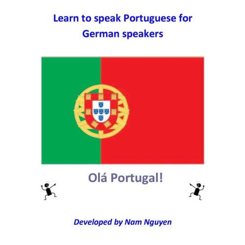 Learn to Speak Portuguese for German Speakers