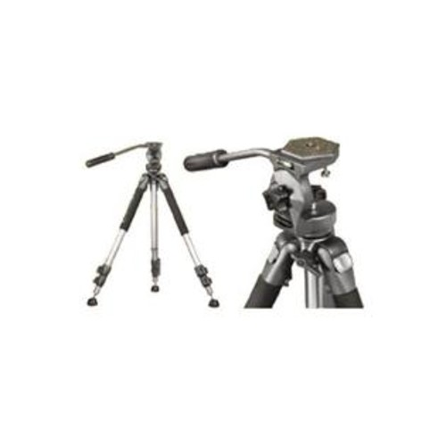Barska AF10738 Professional Tripod- Extendable to 66in. - Carrying Case