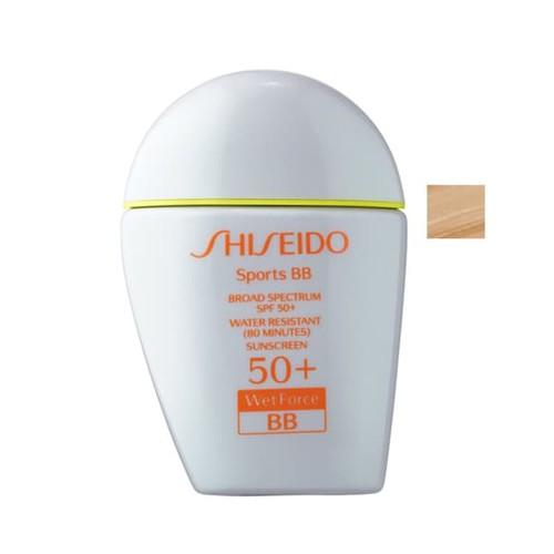 Shiseido Wetforce Sports BB Broad Spectrum SPF 50+ Medium