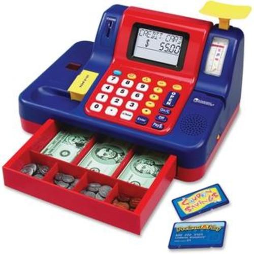 Learning Resources LRNLER2690 Teaching Cash Register