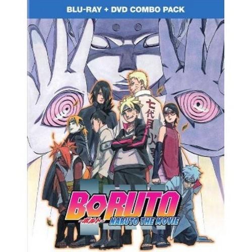 Boruto:Naruto The Movie (Blu-ray)
