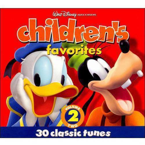 Children's Favorites, Vol. 2 [Disney] [CD]