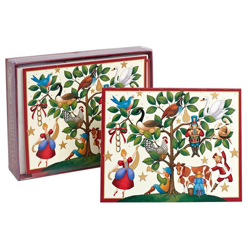12 Days of Christmas Boxed Cards