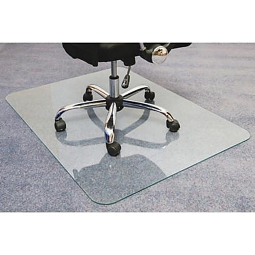Cleartex Glaciermat Glass Chair Mat, 36