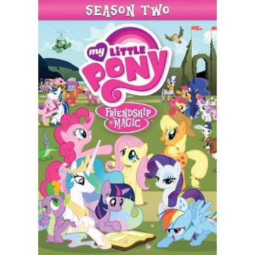 My Little Pony: Friendship Is Magic - Season 2 (DVD)