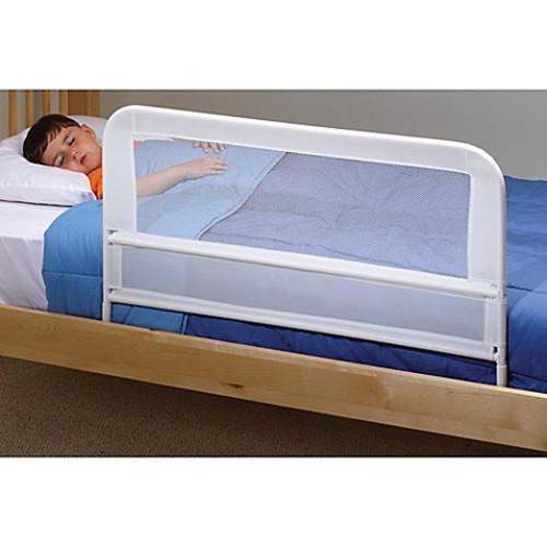 KidCo Mesh Bed Rail in White