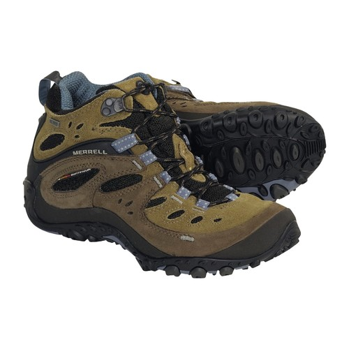 Merrell Chameleon Arc Mid Hiking Boots - Waterproof (For Women)