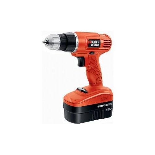 BLACK+DECKER GC1801 18-Volt Drill/Driver [Drill Only]