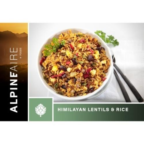 Himalayan Lentils & Rice - 2 Servings