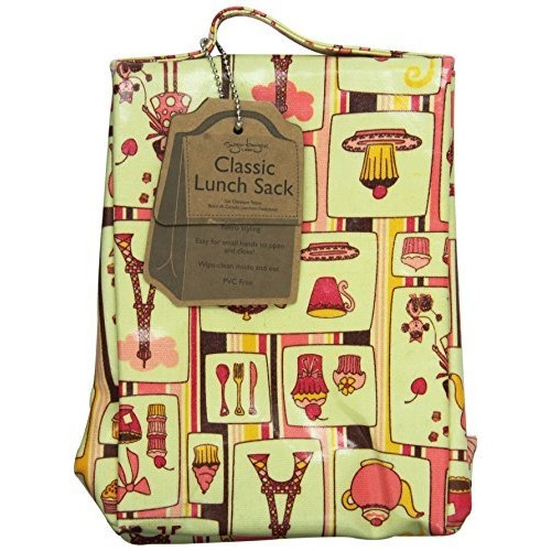 Sugarbooger Classic Lunch Sack, Cupcake [Cupcake]