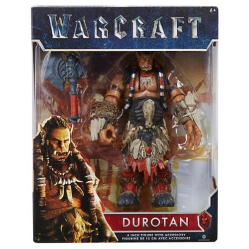 World of Warcraft Durotan Figure with Accessory 6\