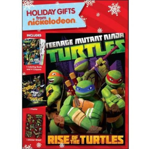 Teenage Mutant Ninja Turtles: Rise Of The Turtles (DVD)