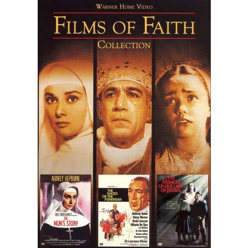 Films of Faith Collection [3 Discs] [DVD]