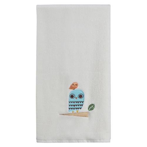Creative Bath TP1070BMULT Give A Hoot Printed Bath Towel