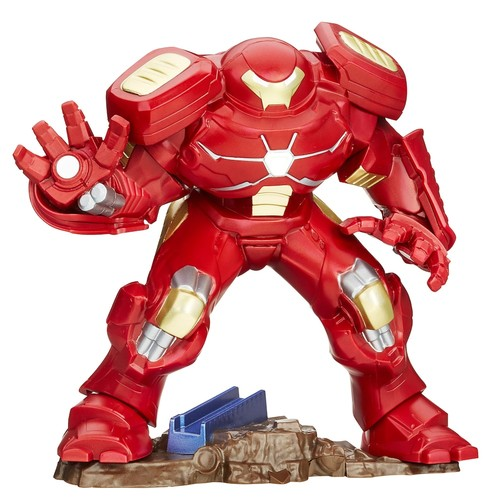 Playmation Marvel Avengers Hulkbuster Figure