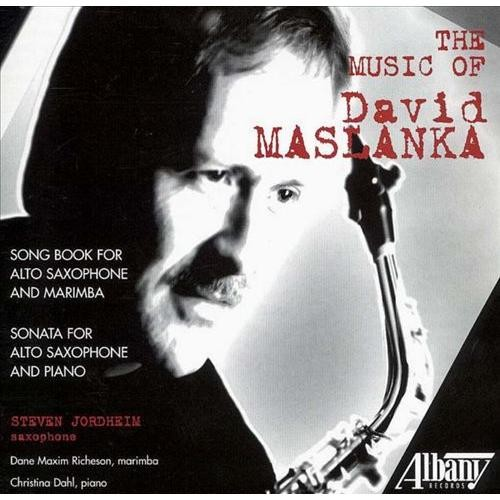 Song Book A Sax/Mar/Son A Sax/ CD (2000)