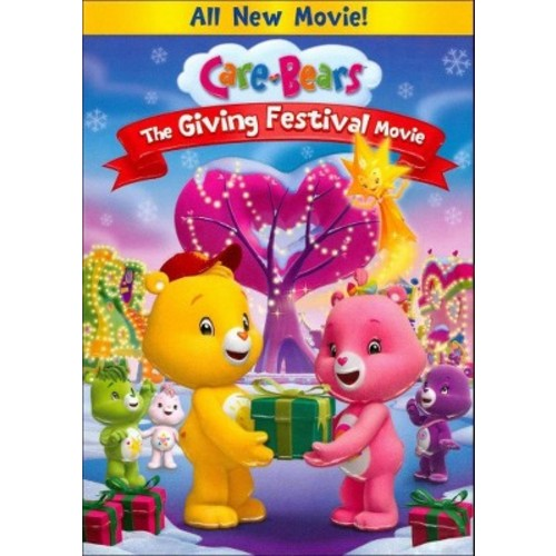Care Bears: The Giving Festival Movie (dvd_video)