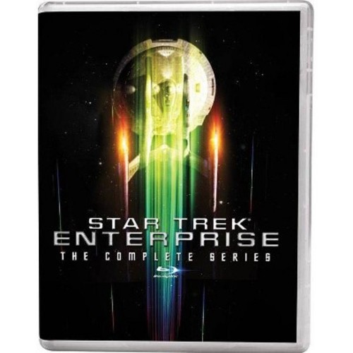 Star Trek:Enterprise The Complete Ser (Blu-ray)